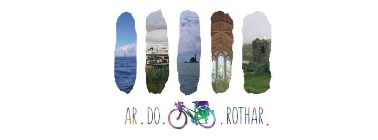 Ar Do Rothar (On Yer Bike) Poster Design