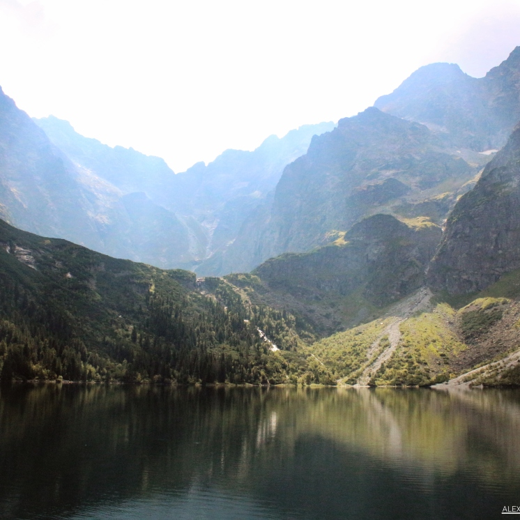 Morskie Oko, High Tatras Poland