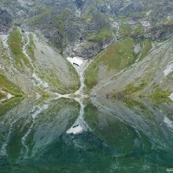 Glacial Mirror, Czarny Staw pod Rysami, Poland