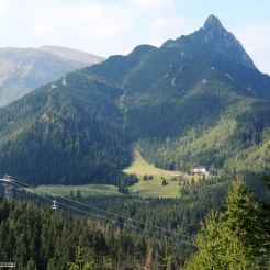Cable Car Valley, High Tatras, Poland