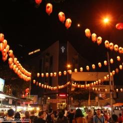 Jalan Alor Lanterns, KL