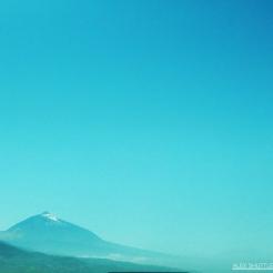El Teide and the sky