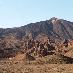 In the Teide Caldera
